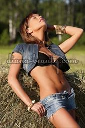 Our latest escort Diana Cannes-France
