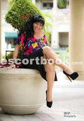 Our latest escort Charizma Fort Lauderdale-USA