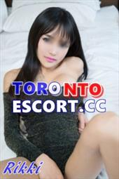 Our latest escort RIKKI Toronto-Canada