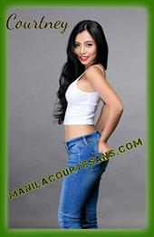 Our latest escort Courtney Makati-Philippines
